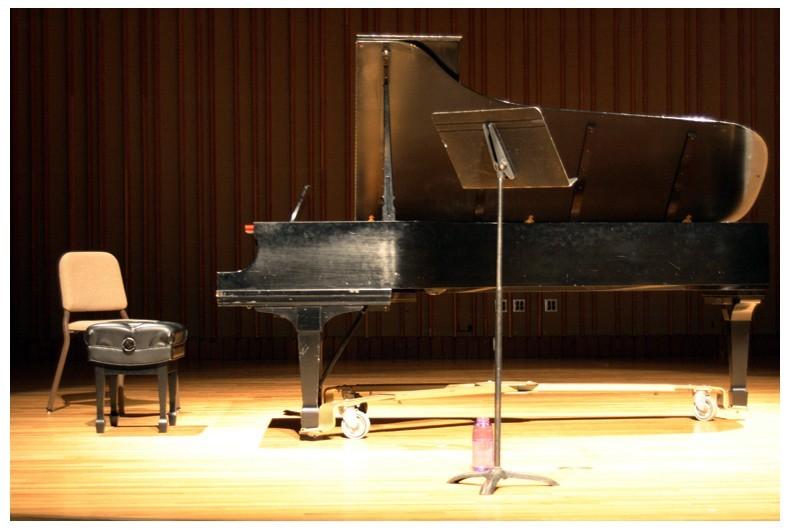 Gustavus Trombone Recital piano wint3r aminus3