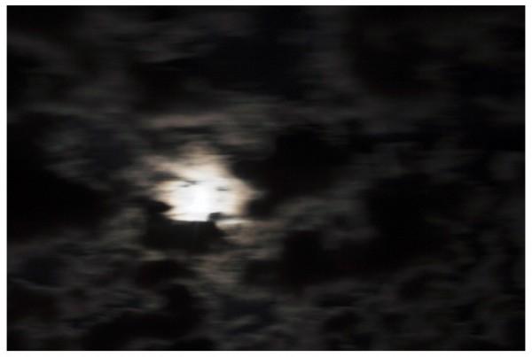 Moon Night Sky wint3r aminus3