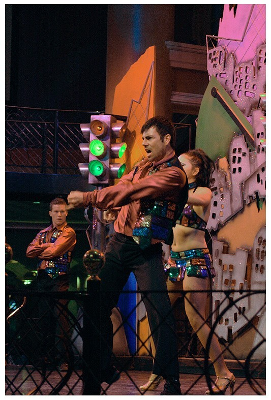 dancers las vegas rio