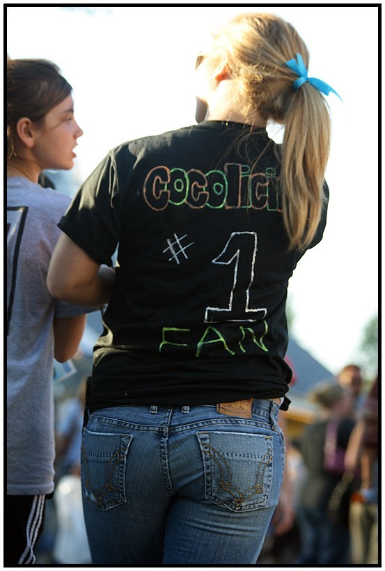Minnesota State Fair Fergie Home Made Shirts Girls