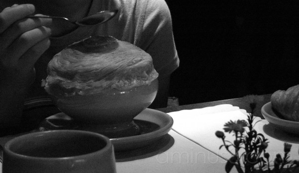 food dinner soup
