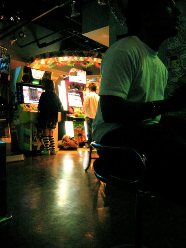 pachinko arcade