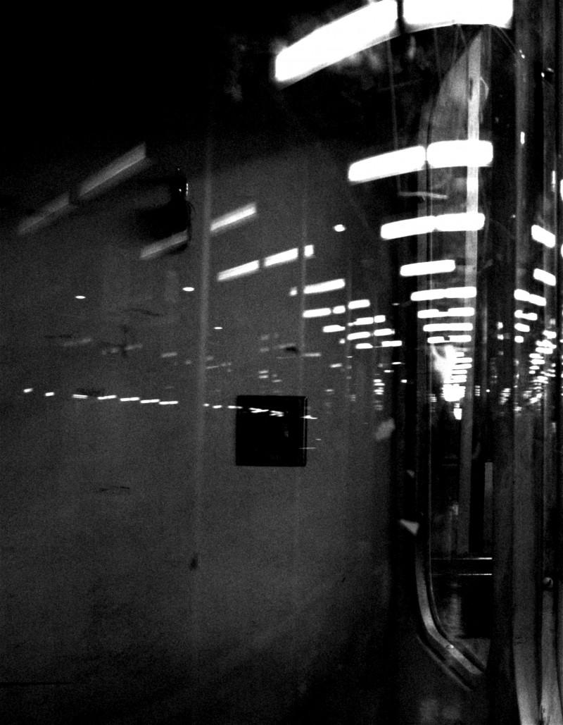 Abandoned Post (NJ Transit 1 of 4)