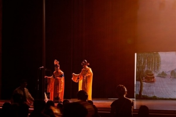 Chinese Opera in New Jersey