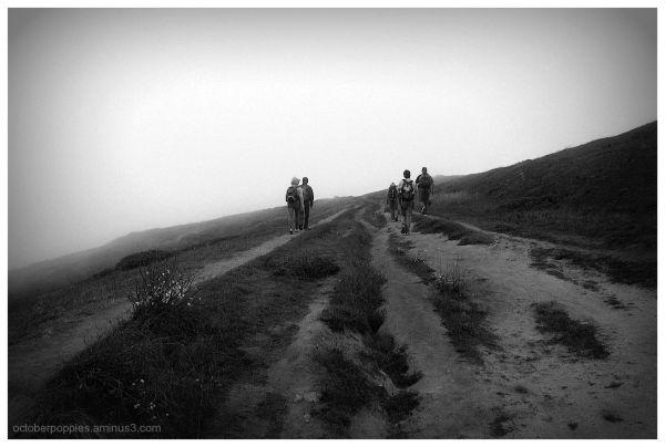 Multi-lane Hiking Trail