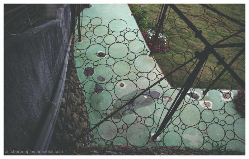 Garden Corner Bubbling