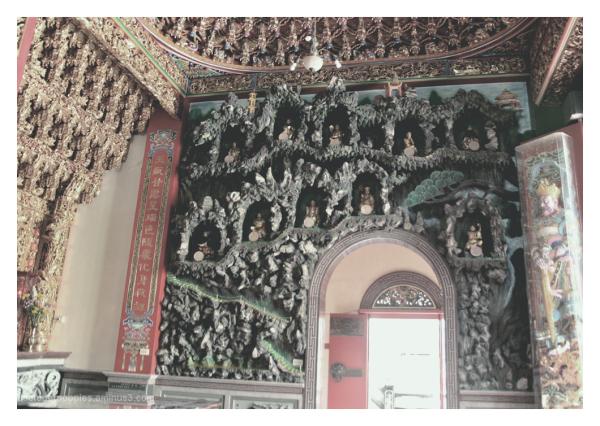 Temple Baroque