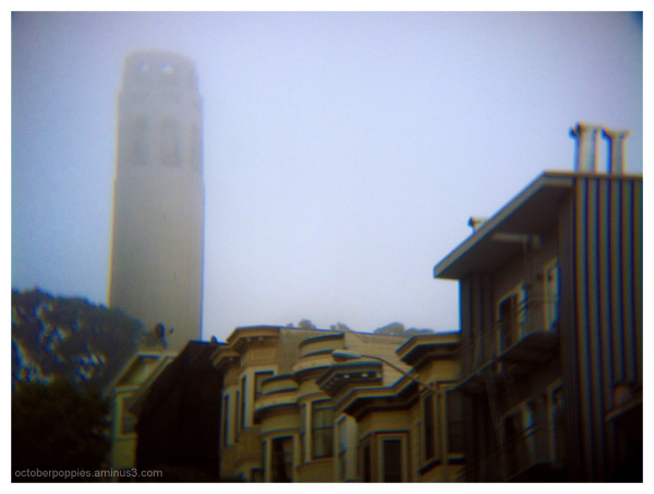 Toy Coit Tower