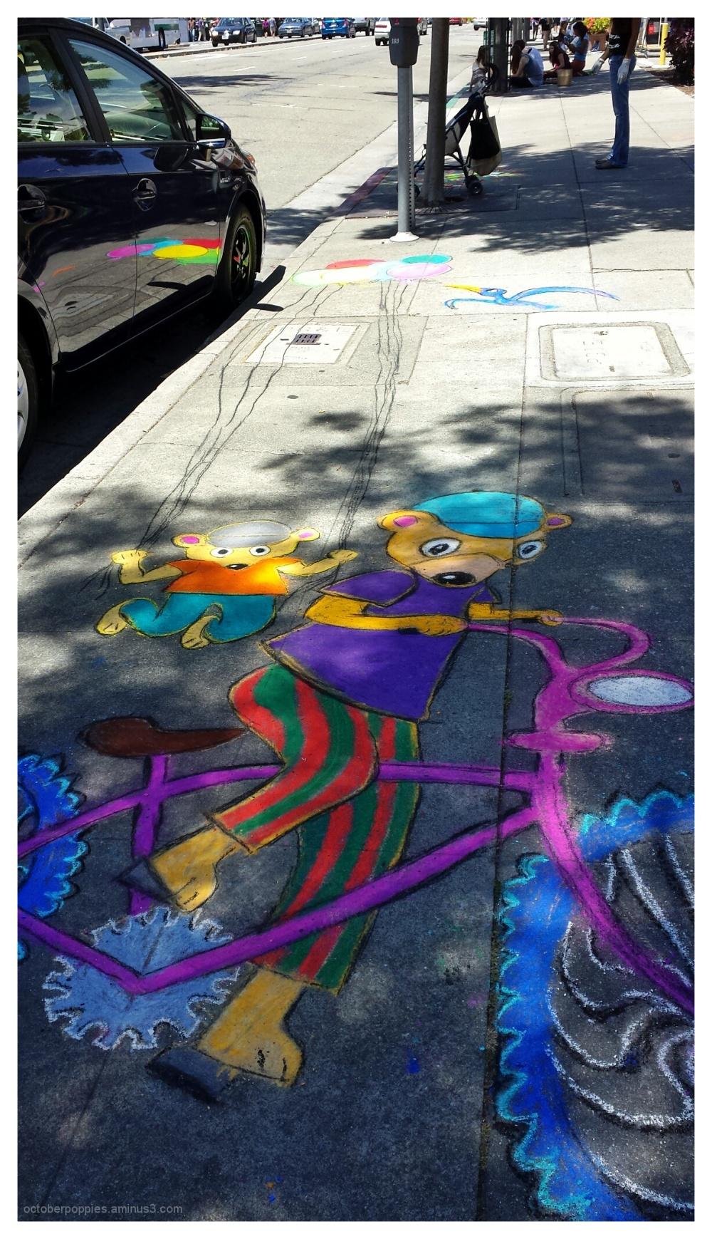 Chalk Art Festival, 2