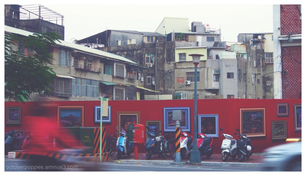 Tainan Cubism