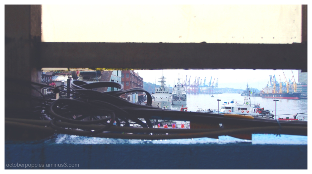 Frames from the Skywalk, 6