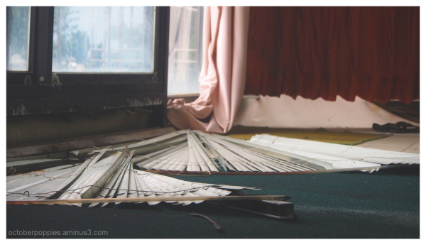 Abandoned Interiors, 1