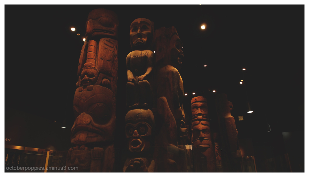 Displaced Totems