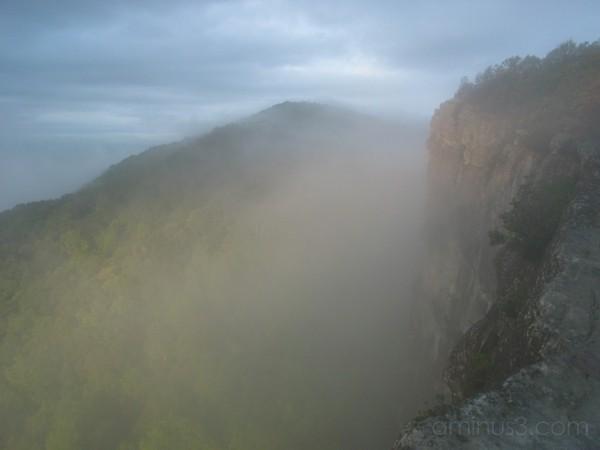 Cumberland Ridge Before