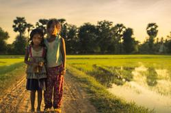 In Cambodian Fields