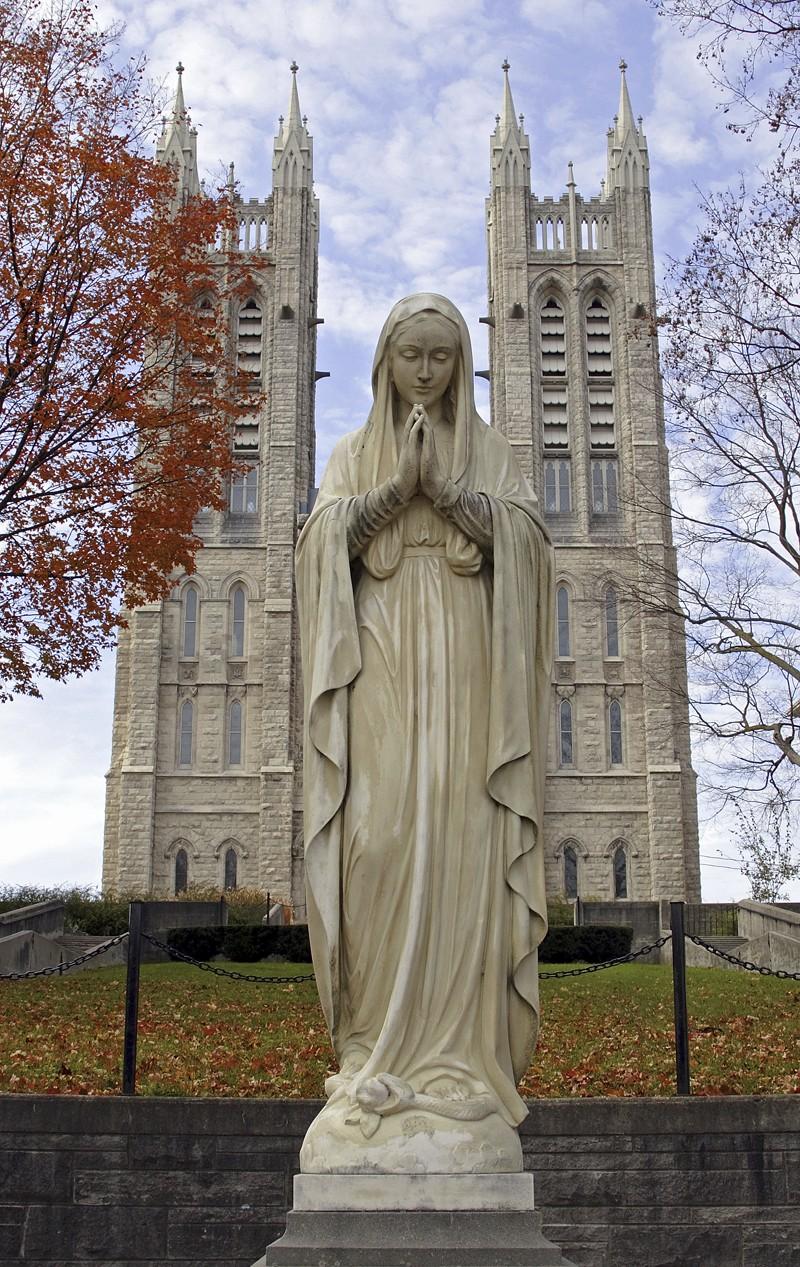 Mary....