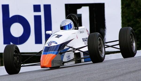 Shane Janzti Formula Ford 2006 Champion