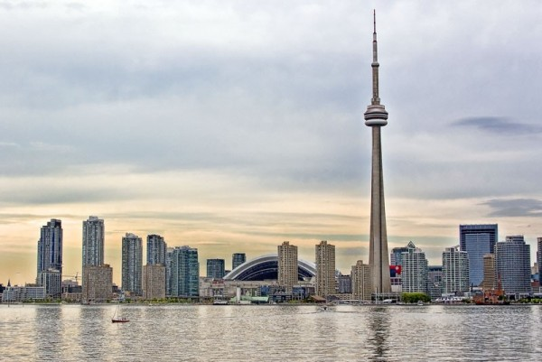 Toronto Skyline Classic Viewpoint