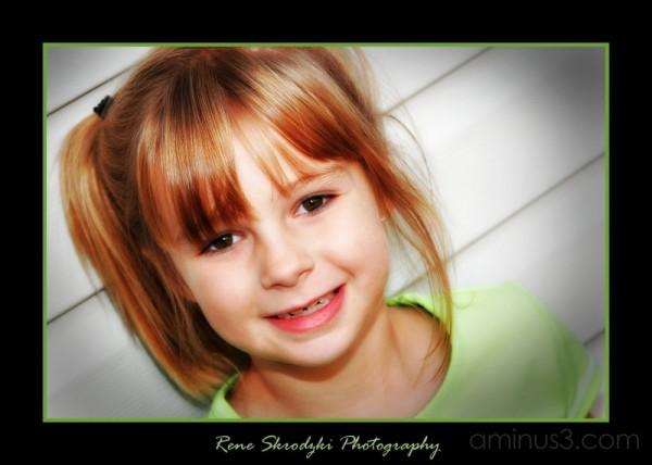 Smiling Girl 2