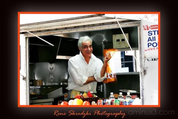 Don Juan the Sausage Man
