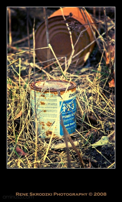 One persons litter is anothers art project