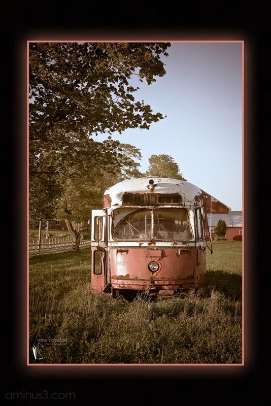 The Rust-ic Railcar