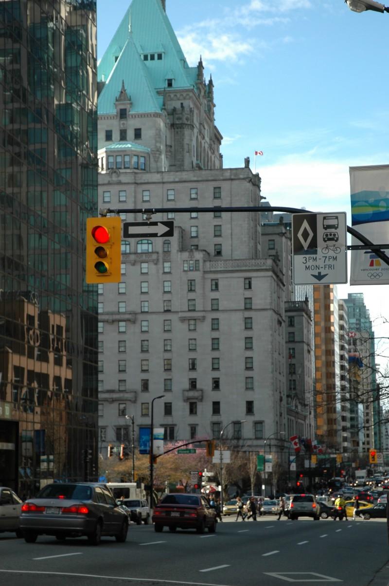 Downtown Vancouver -- Buildings 2