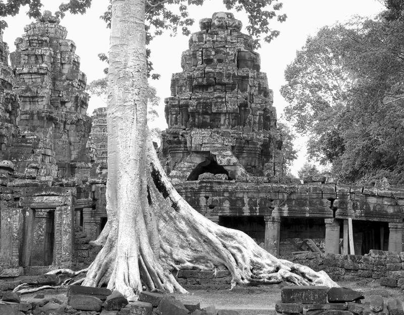 Bantea Kdei, Cambodia