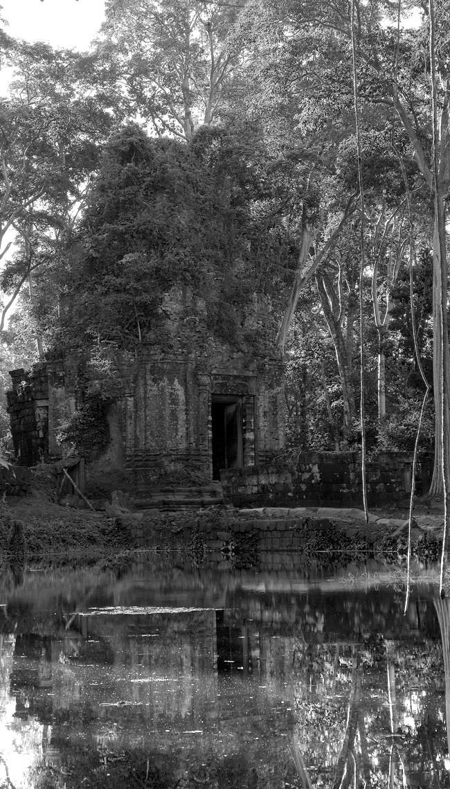 Prasat Thom, Cambodia