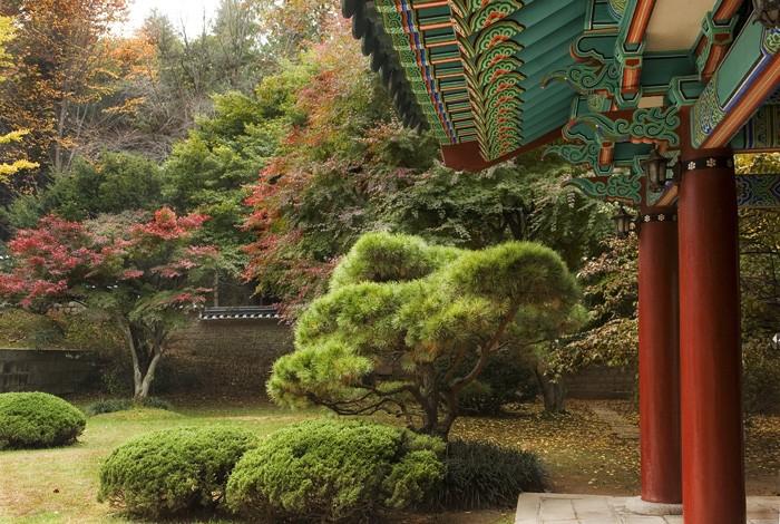 Nakseongdae Temple, Seoul Korea