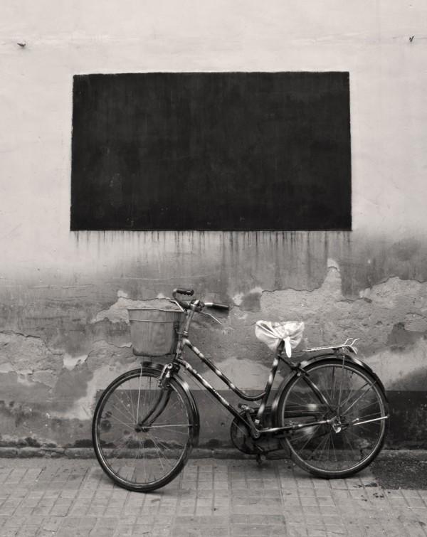 bicycle, Hutong, Beijing
