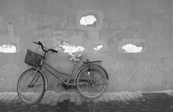 Beijing Bicycle, Hutong