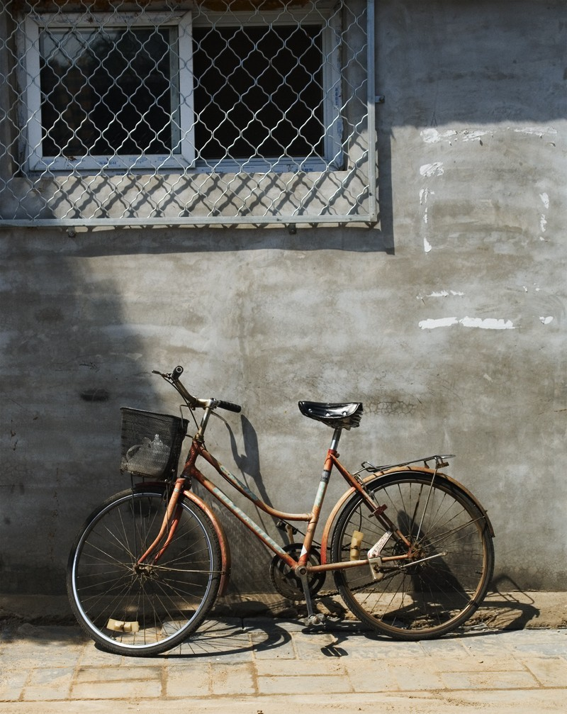 Beijing Bicycle, Hutong
