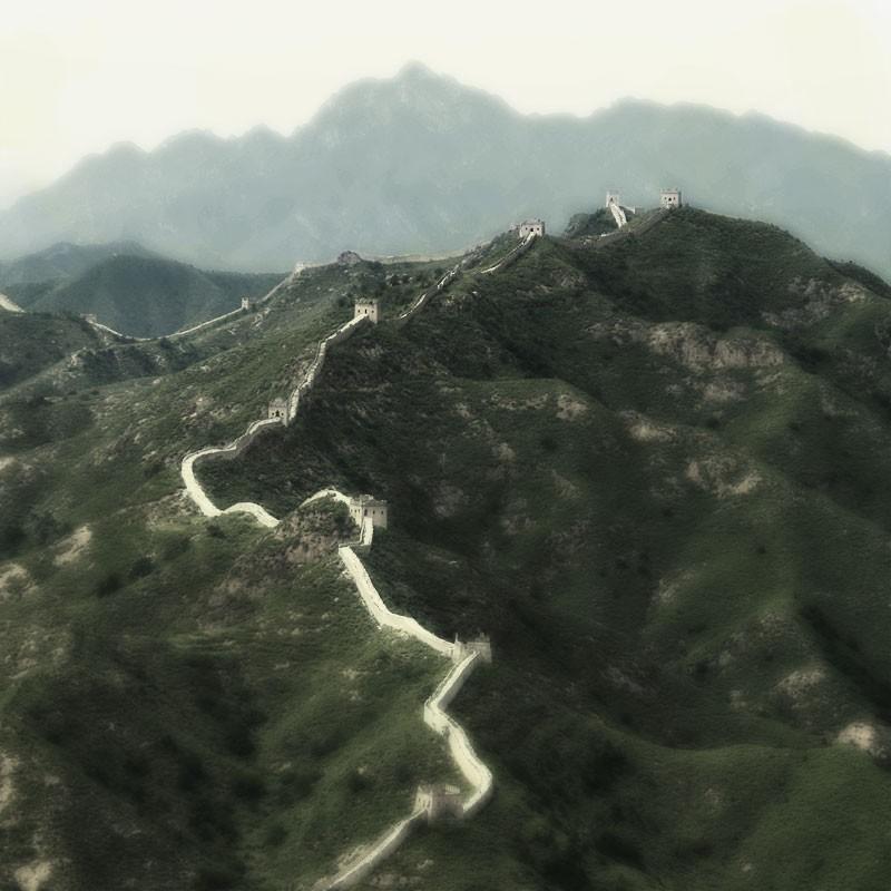 Great Wall, Simitai
