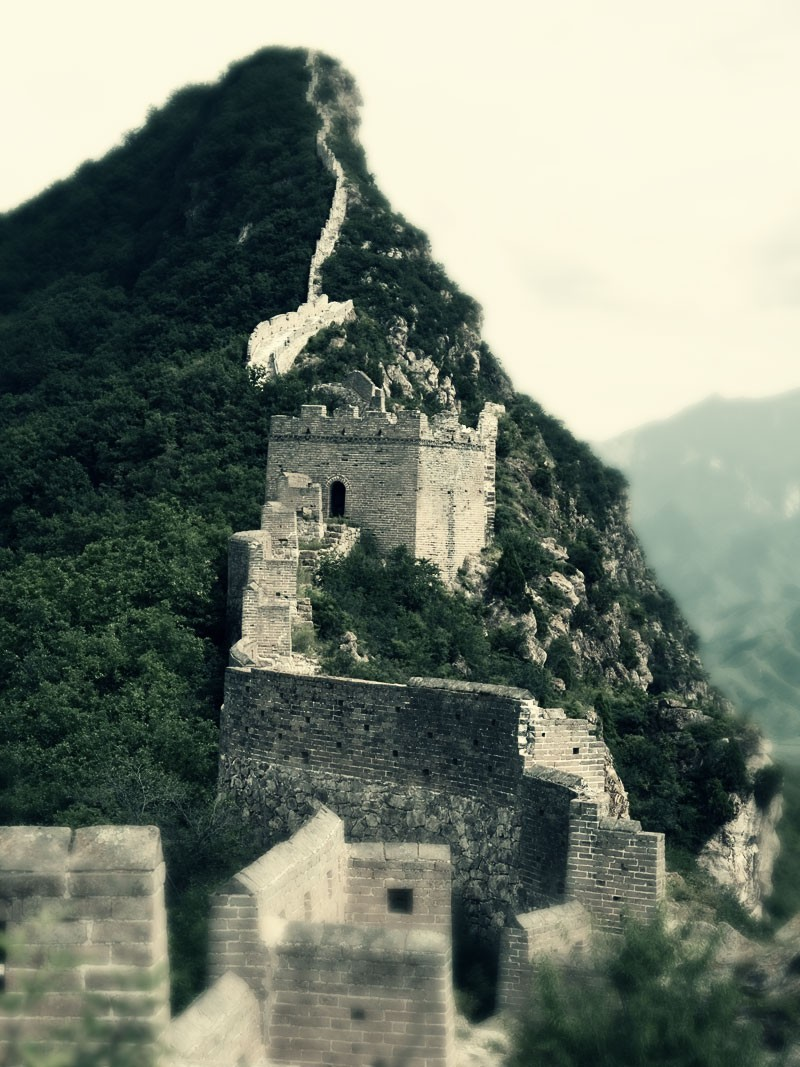 Watch Tower, Simitai, Great Wall, China
