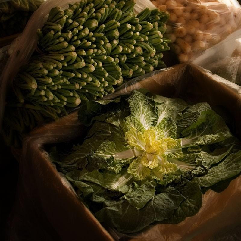 Produce, Nakseongdae, Seoul
