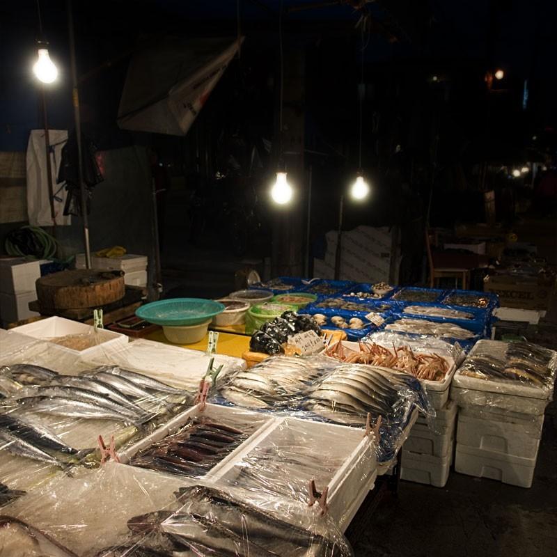 Nakseongdae Market, Seoul
