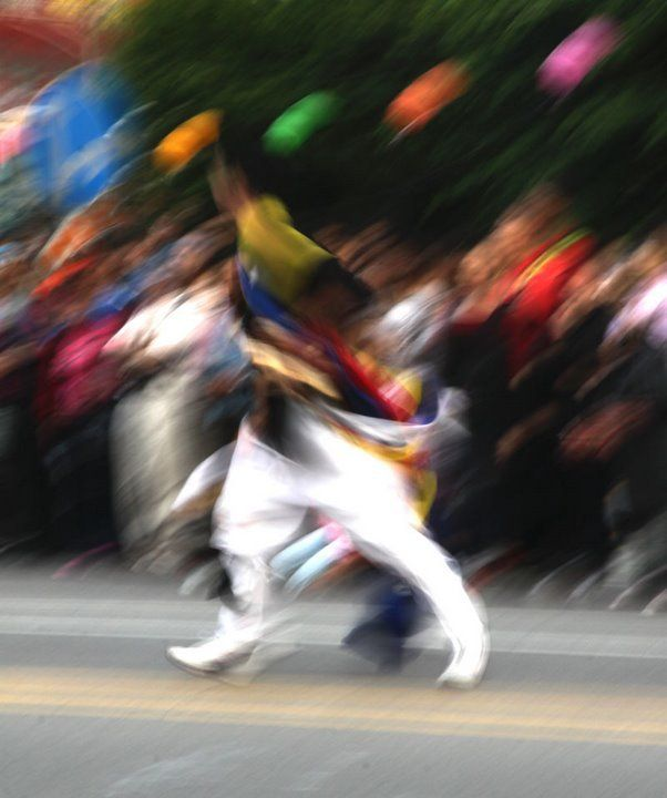 Buddha's birthday parade, Seoul, Korea