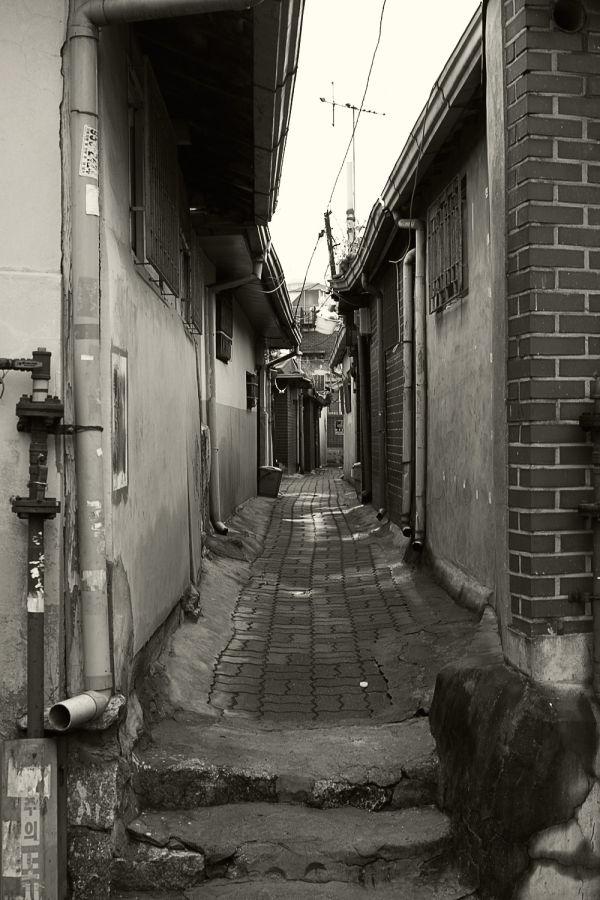 neighbourhood, Donam Dong, Seoul, Korea, Aidan