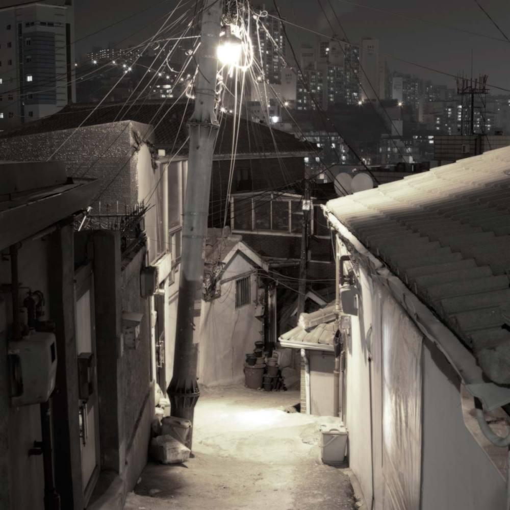 Donam Dong at night