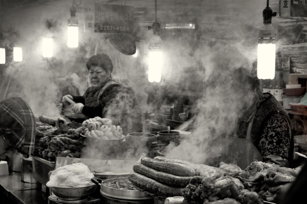 Garak Market, Seoul