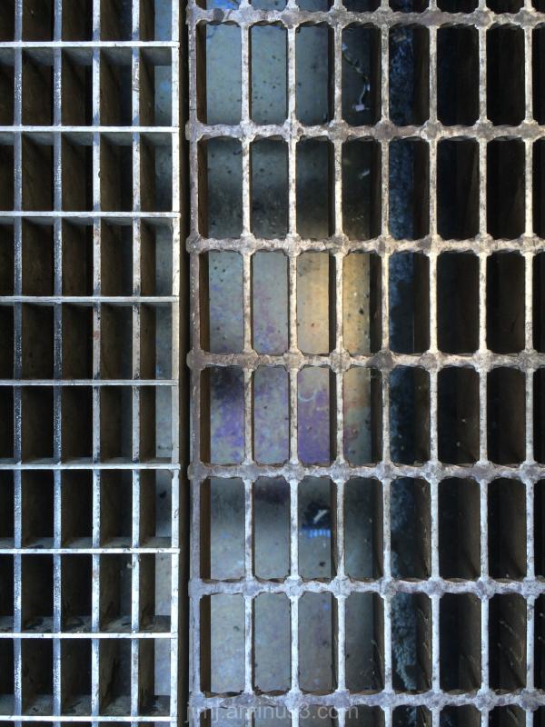 Subway vent