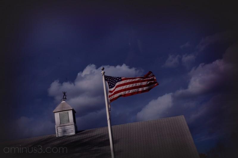 Flag at 60mph