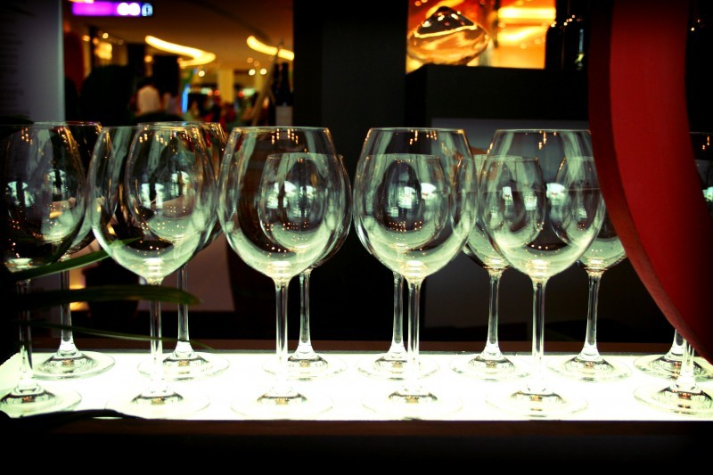 Wine Glasses for reflection...