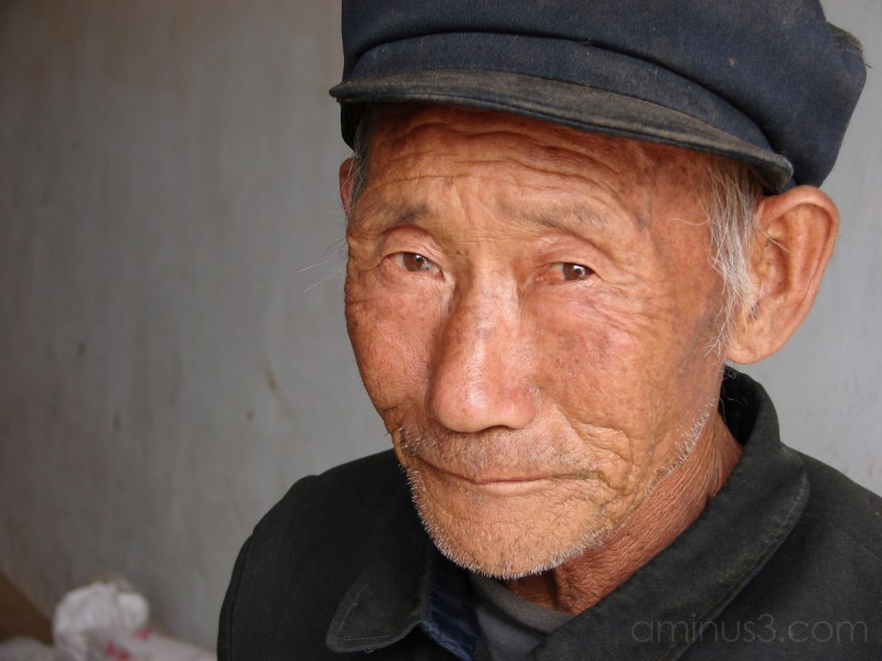 Industrial Worker - China - 2006