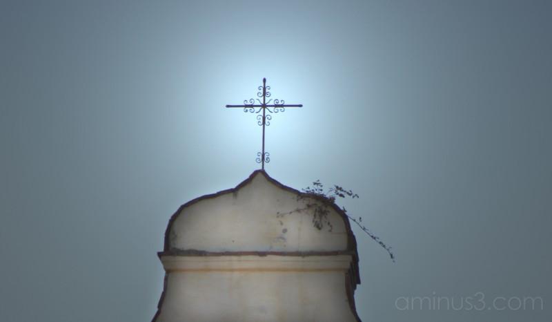 Cross - Mission San Juan Bautista