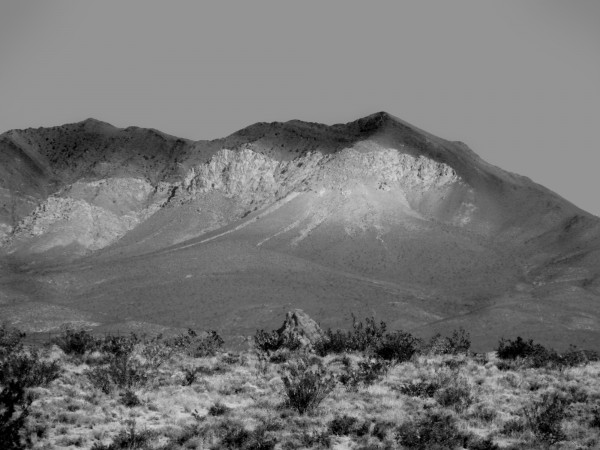 The Desert - Death Valley series - 2007