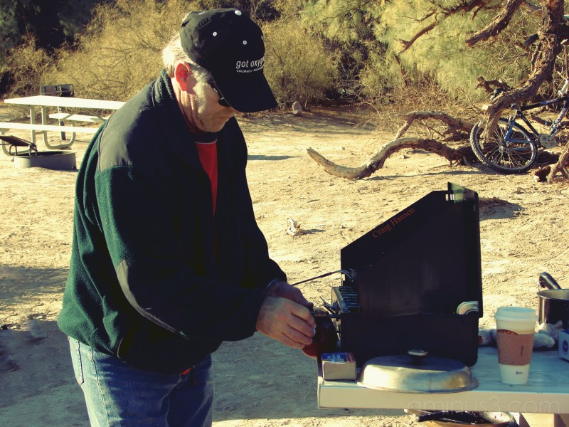 Furnace Creek Campground - Death Valley - 2007