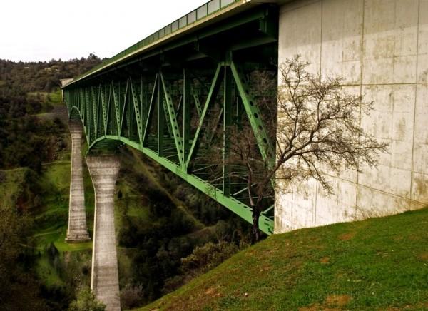 The Auburn Bridge