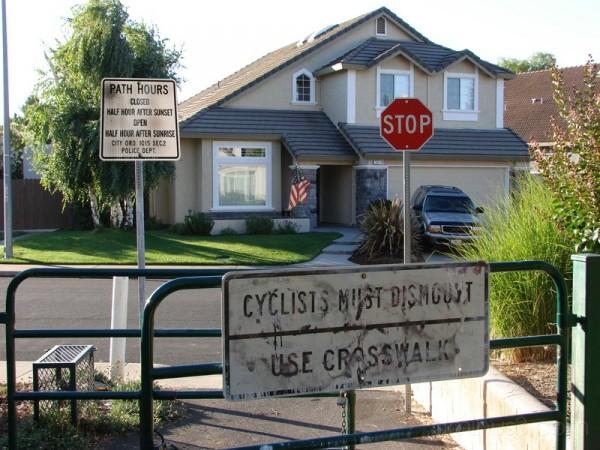 Political/social correctness in suburban America 3